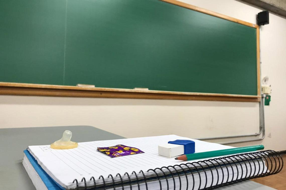 Foto 03 - Ensinar educação sexual é questão de cidadania