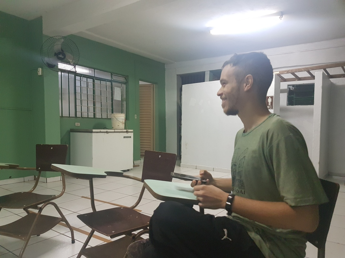 Escape do oficineiro